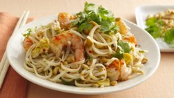 Gluten Free Shrimp Pad Thai