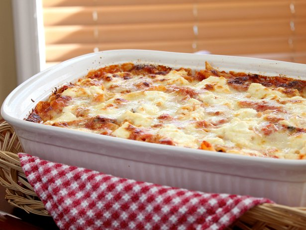 Italian Baked Pasta