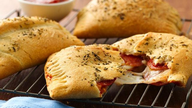Big & Cheesy Pepperoni Hand Pies