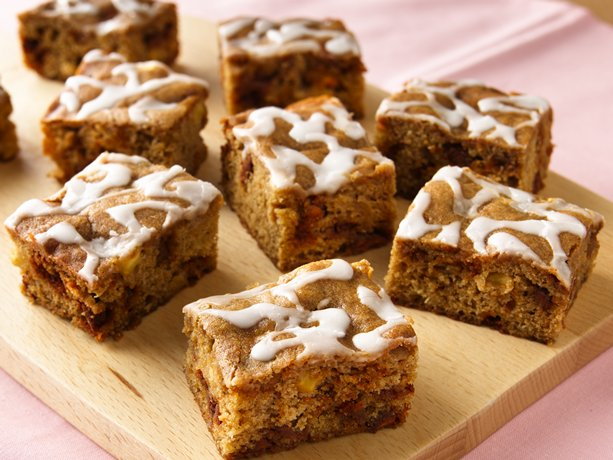 Image of Apple Cinnamon Bars, Betty Crocker