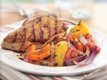 Grilled Italian Chicken and Veggies