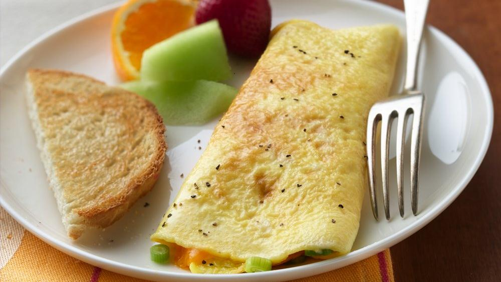 French Omelet recipe from Pillsbury.com