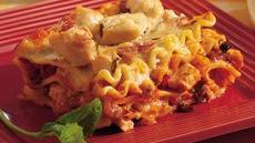 Chicken-Prosciutto Lasagna Recipe