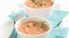 Zesty Tomato-Crab Bisque Recipe