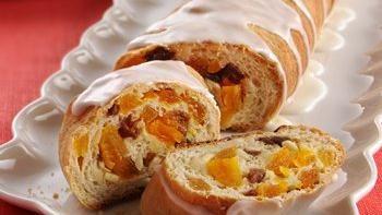 Fruit-Nut Breakfast Bread