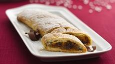 Holiday Pumpkin-Chocolate Strudel Recipe