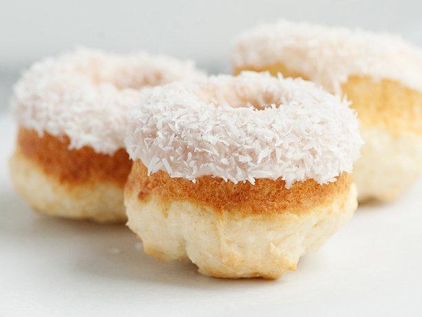 Coconut Doughnut