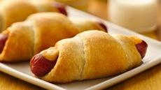 Crescent Dogs Recipe