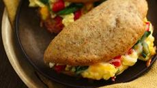 Eggy Veggie Pockets Recipe