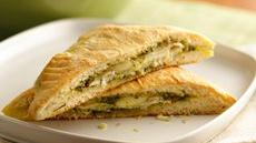 Pesto Chicken Sandwiches Recipe