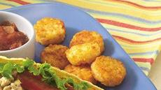 Taco Potato Rounds Recipe