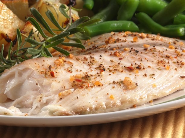 baked fish fillets recipe from betty crocker baked fish 613x460