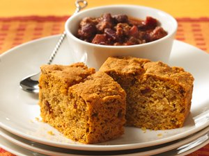 Smoky Chipotle Cornbread