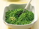 Baby Peas with Lemon Pepper and Honey