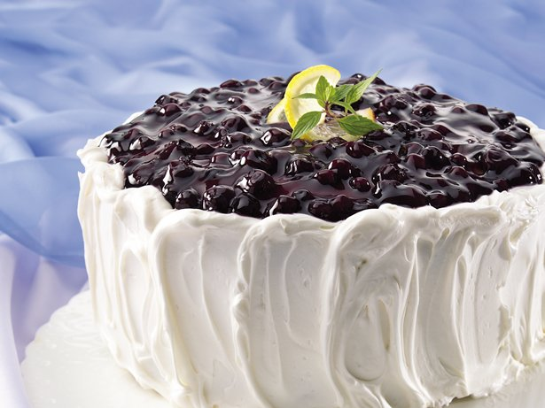 Blueberry-Lemon Cake