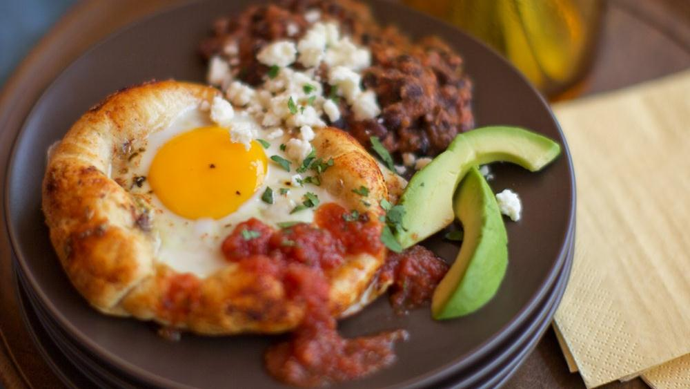 Huevos Rancheros Tarts recipe from Pillsbury.com