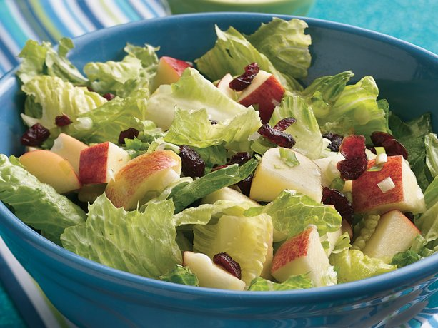 Image of Apple-cranberry Salad, Betty Crocker