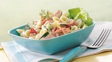 Garden Vegetable and Ham Salad Recipe