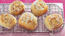 Cinnamon Rolls with Cream Cheese Recipe