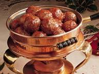 Make-Ahead Italian Meatballs