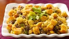 Corn-Chorizo Stuffing Recipe