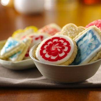 Frosted Bonbons (Cookie Exchange Quantity) Recipes — Dishmaps