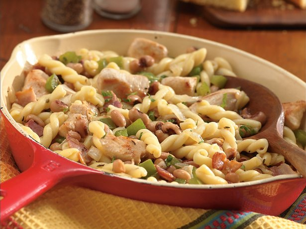 Louisiana Chicken and Pasta