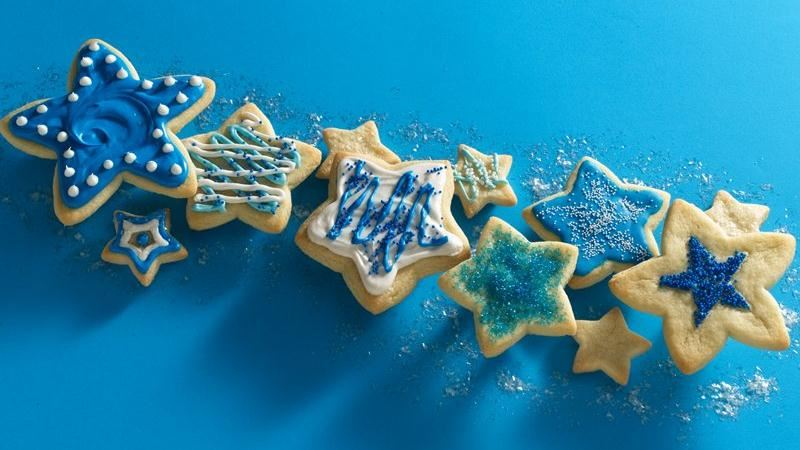 Starlight Sugar Cookies