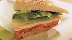 Beef and Provolone Focaccia Sandwiches Recipe