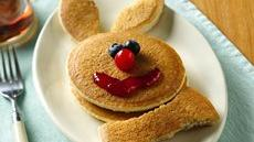 Bunny Rabbit  Pancakes Recipe