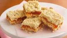 Apricot-Caramel-Coconut Bars Recipe