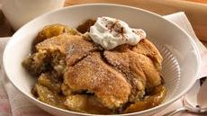 Cookie Apple Cobbler Recipe