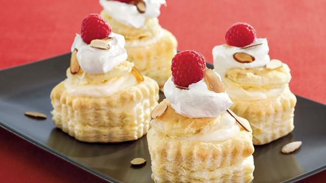 Image of Almond-cream Puff Pastries, Pillsbury