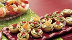 Topped Mini Quiches Recipe