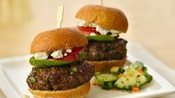 Greek Sliders