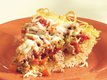 Turkey Bolognese Vermicelli Pie