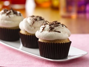 Gluten-Free Tiramisu Cupcakes