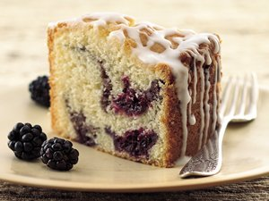 Blackberry&#32;Coffee&#32;Cake