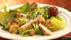 Southwestern Caesar Salad with Chicken Recipe