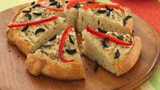 Breadstick Focaccia Recipe