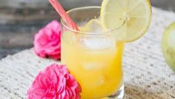 Fruity Spring Cocktail