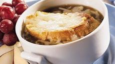 Quick Onion Soup Gratine Recipe