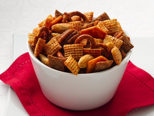 Deviled Chex Mix