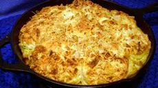 Tuna Pot Pie Skillet Recipe