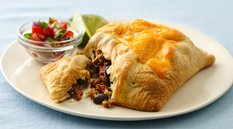 Big &amp; Beefy Bean Hand Pies Recipe