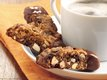 Nutty Chocolate Chip Biscotti