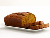 Healthified Pumpkin Bread