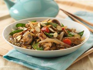 Asian Pork and Vegetable Stir-Fry