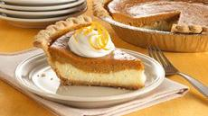 Cream Cheese-Sweet Potato Pie Recipe