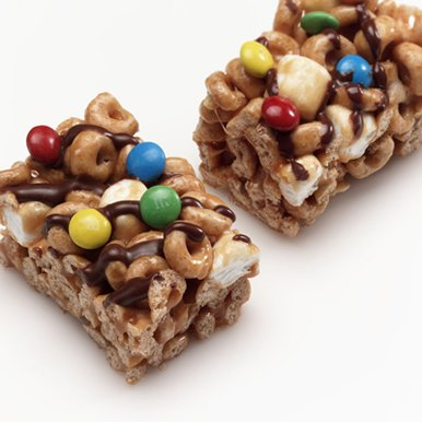 Cheerios Caramel Crisp Cereal Bars